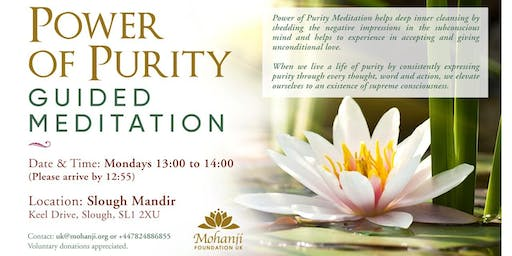 Power of Purity - Guided Meditation