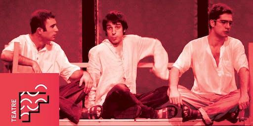 Bollywood, Bombay, Barcelona - Duo Fácil i Líquido Teatro