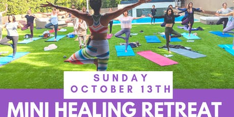 Mini Healing Retreat tickets