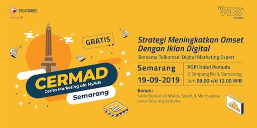 CERMAD (CERITA MARKETING ala MyAds) Semarang