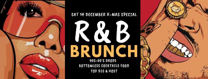 R&B Brunch Nottingham
