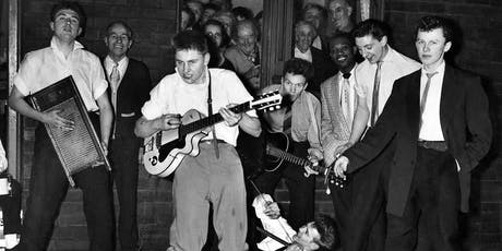 The Skiffle explosion - Music Workshop during UNITY Arts Festival weekend tickets