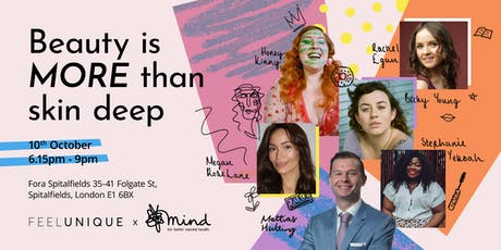 Feelunique X Mind Panel Talk tickets