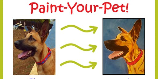 Paint Your Pet (Hilliard)