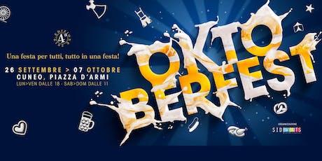 Paulaner Oktoberfest Cuneo biglietti
