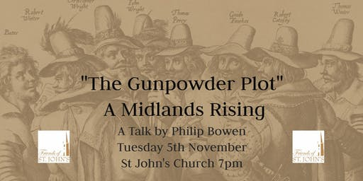 The Gunpowder Plot - A Midlands Rising