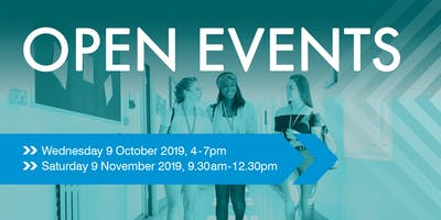 Guildford College Open Events