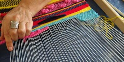 Laboratorio di tessitura, sartoria e tinture nautrali