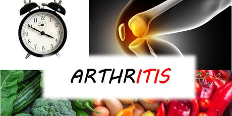 Management of Arthritis Through Correction of Diet and External Therapies tickets