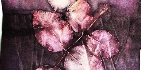 Eco Print your Scottish Leaves creative week end in Glasgow tickets