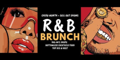 R&B Brunch Manchester Launch Party tickets