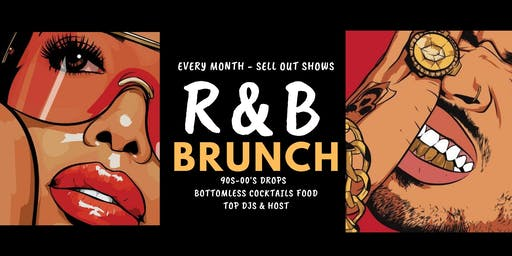 R&B Brunch Manchester Launch Party