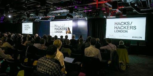 Hacks/Hackers London: November 2019 meetup