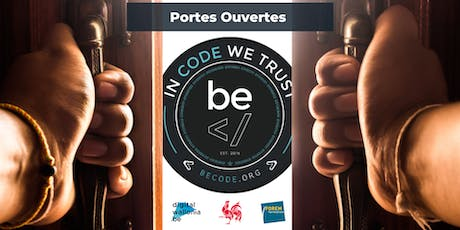 Portes Ouvertes - BeCode Charleroi tickets