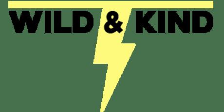 Zine/Collage/Badge Making Hangout with Wild & Craft tickets