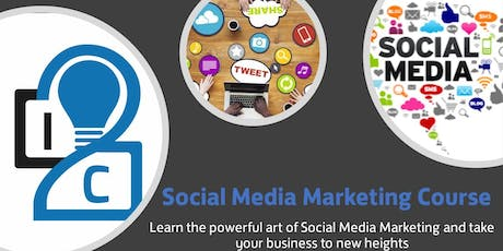 Social Media Marketing Course tickets