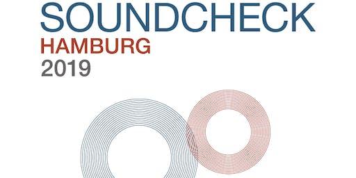 Soundcheck Hamburg 2019