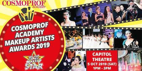 Cosmoprof Academy Makeup Artists Awards 2019 tickets