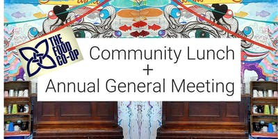 Community Lunch + AGM 2019