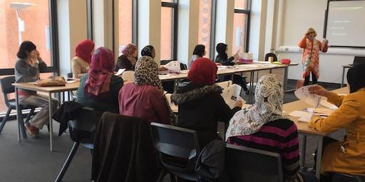ESOL Mixed Ability classes - Belfast Met - Girdwood Community Hub
