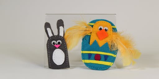 Museum Make and Take: Easter Crafts