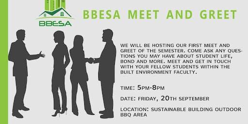 BBESA Meet & Greet