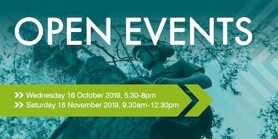 Merrist Wood College Open Events