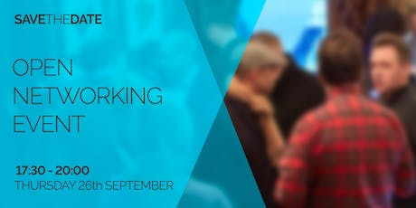 Save The Date - BNI Clerkenwell Early Evening Free Open Networking Event tickets