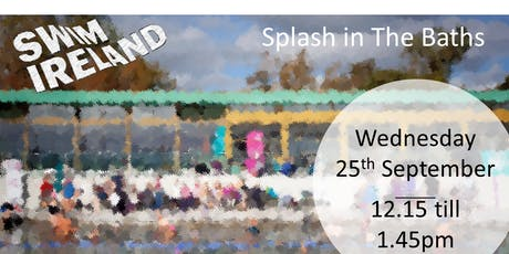 Splash in The Baths tickets