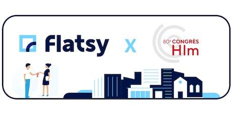 FLATSY x H'Expo Congrès HLM tickets