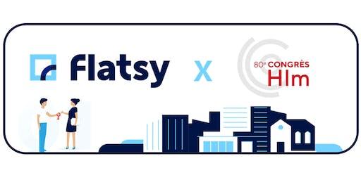 FLATSY x H'Expo Congrès HLM