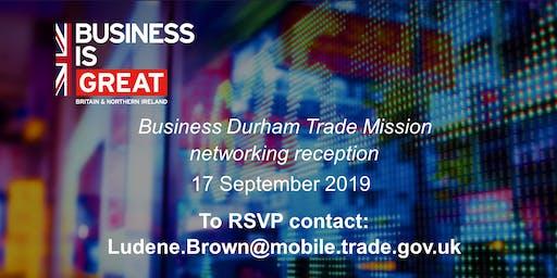 Business Durham Networking Reception