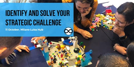 Identify and Solve your Strategic Challenge biglietti