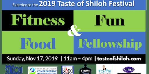 2019 Taste of Shiloh Festival