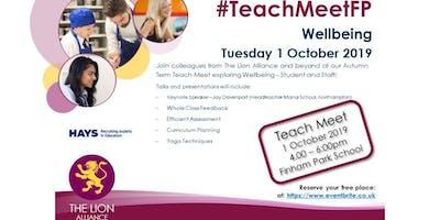 TeachMeet (The Lion Alliance)