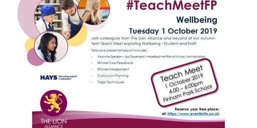 TeachMeet (The Lion Alliance)