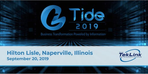 TIDE 2019 - Right Approach to Data Modeling in SAC