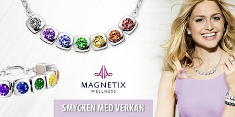 Magnetix Wellness - Norrköping tickets