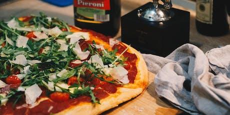 Pizza & Prosecco @ Leeming tickets