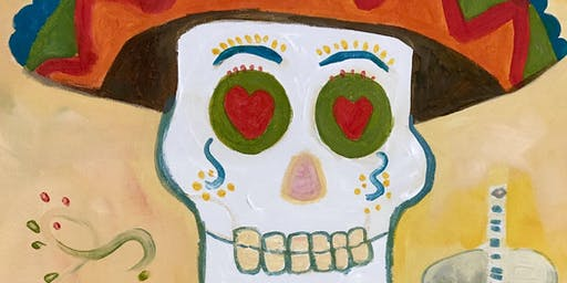 Paint Night Fiesta  - relax, paint, eat, drink, take home your masterpiece!