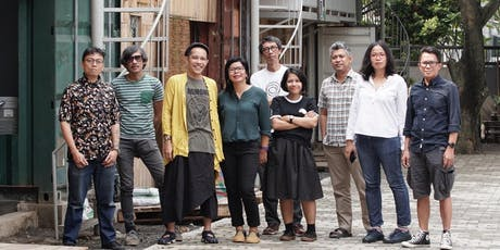 Architectures of Education: Workshop - Collectivism in space: Gudskul Ekosistem with ruangrupa tickets