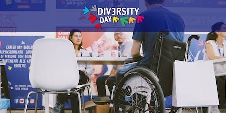 Il 27 Settembre Diversity Day arriva a Torino biglietti