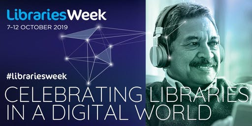 Libraries Week at Ansdell Library (Ansdell) #librariesweek