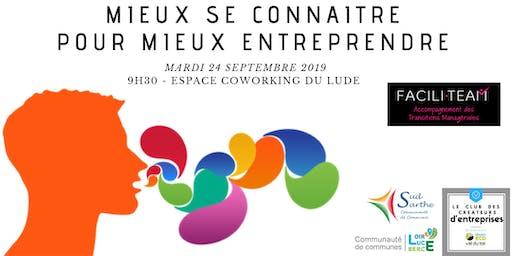 Atelier du Club des Créateurs d'Entreprises