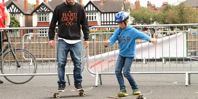 Let's Ride Nottingham: Skateboard Beginners' Sessions