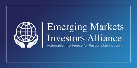 Invest for Good - Why Responsible Investing is the Future for Emerging Market Investors  tickets