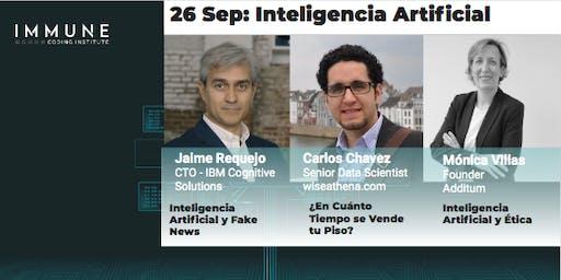 Casos de Inteligencia Artificial: fake news, venta de pisos y ética