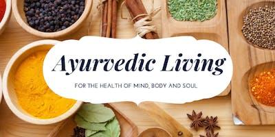 Ayurvedic Living Part 1 (Led by Sarasvati & Brahma)
