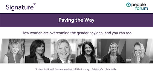 Paving the Way - How women are overcoming the gender pay gap and you can too
