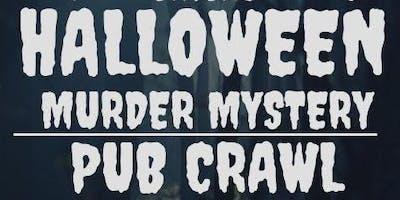 Murder Mystery Pub Crawl